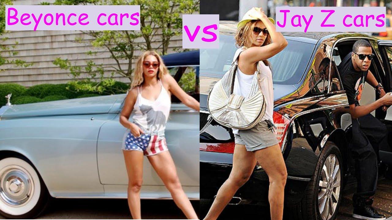 Beyonce cars vs Jay z cars (2018) - YouTube