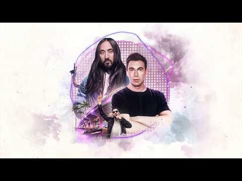 Hardwell & Steve Aoki - Anthem (feat. Kris Kiss) [Lyric Video]