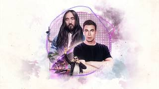 hardwell steve aoki   anthem feat kris kiss lyric video
