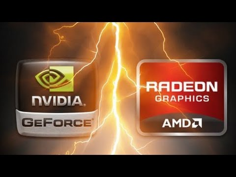 AMD vs Nvidia - Current Situation