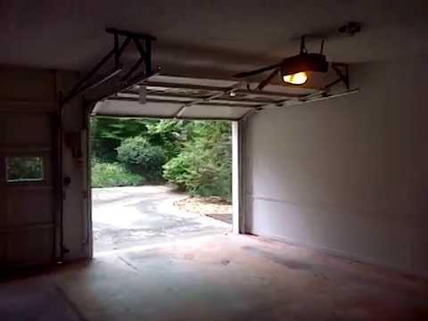 Sears 139653000 Garage Door Opener  YouTube