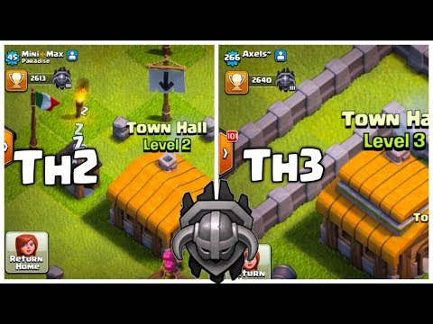 Th2 And Th3 In Master League | Secret Revealed | Clash Of Clans.