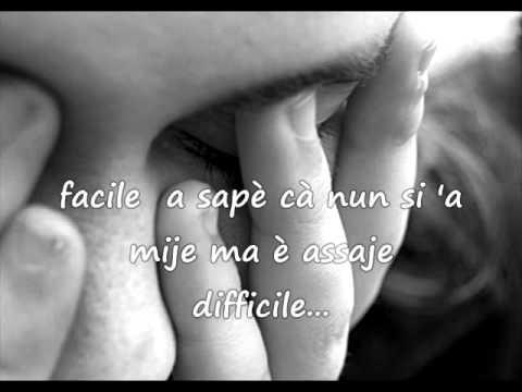 Gianni Fiorellino 'Na Poesia D'ammore con testo e foto