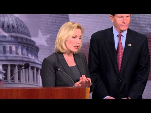 Gillibrand, Bipartisan Senators Vow to Continue to Fight for Military Justice