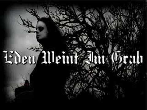 Eden Weint Im Grab - Schwarze Gräber Einsamseen