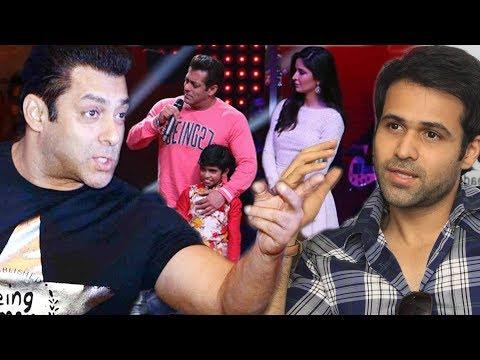 Salman Khan & Katrina Kaif On Voice India Kids, Emraan Hashmi REJECTS Salman's RACE 3