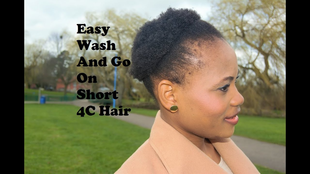 wash go short hair styles easy wash and go on 4c hair ii me and my hair ii t 3633 | maxresdefault