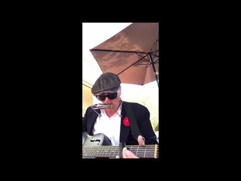 Jeff Joad Live   9.9.2017  La Cumbre Plaza Music @ The Plaza   Streaming Facebook Mini-Set
