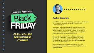 Black Friday Crash Course for Business Owners: Can you deliver?