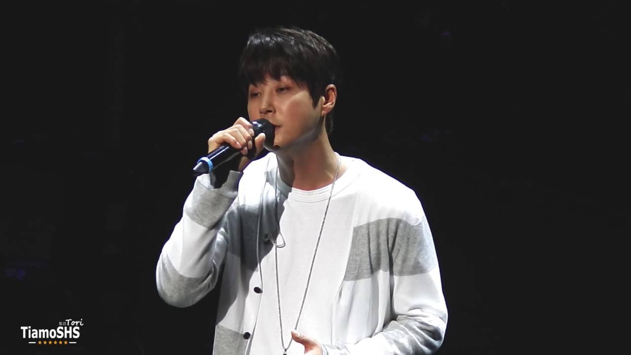 160515 배기성 콘서트- 신혜성 [같은생각]