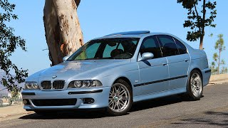Ryan's 2000 BMW E39 M5:  10 YEARS of Ownership!