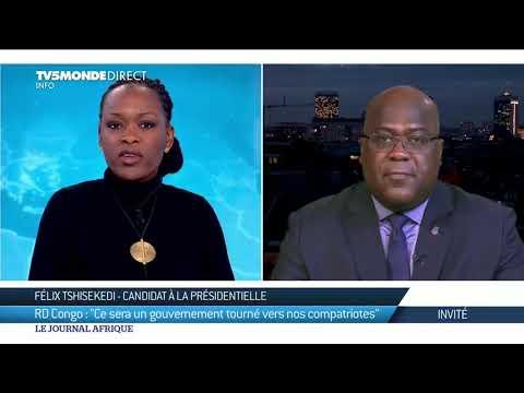 Félix Tshisekedi : Son Accord Avec Vital Kamerhe - Elections RDC 2018