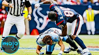 Top 10 Craziest NFL Fights