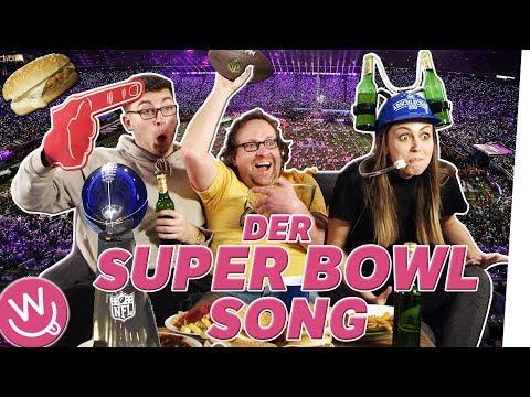 Der Super Bowl Song