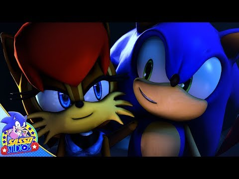 SALLY'S NEW YEAR SURPRISE! - Sonic Animation SFM 4K   Sasso Studios