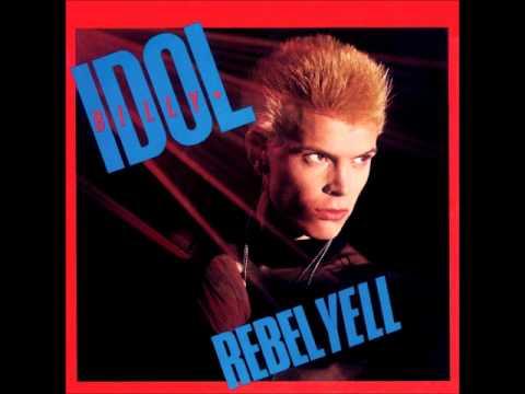 Billy Idol - Blue Highway