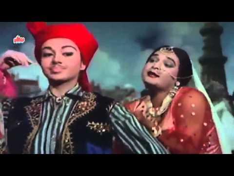 Kajra Mohabbat Wala   Shamshad Begum, Asha, Babita, Kismat Song k