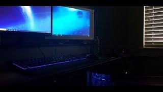 gaming setup improvements