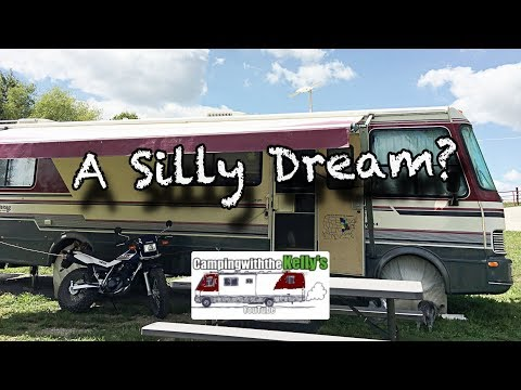 Super Steer Bell crank install on Chevy P30 motorhome (RV living vlog)