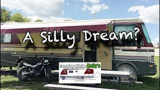 Super Steer Bell crank install on Chevy P30 motorhome