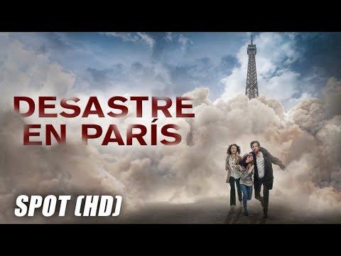 Desastre En Paris (Just A Breath Away) - Spot Subtitulado HD