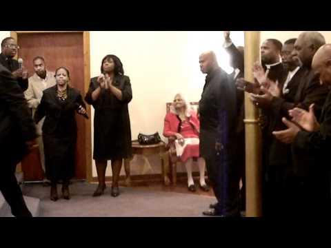 Bishop Huie Rogers @ Institutional/ Praise Break