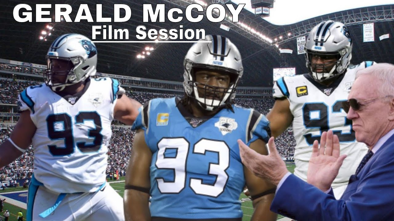 Gerald McCoy agrees to three-year deal with Dallas Cowboys