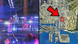 GTA 5 ONLINE NEW NIGHTCLUB SUPER CLUB WAREHOUSE LOCATION & OTHER NIGHTCLUBS! (GTA 5 Nightclub DLC)