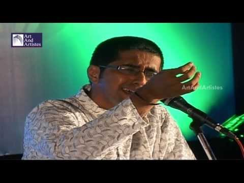 Thyagaraja Kriti Nee Daya Raada | Abhishek Raghuram | Carnatic Music | Idea Jalsa | Art and Artistes