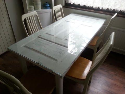 Ruokapöytä DIY / Dining table DIY