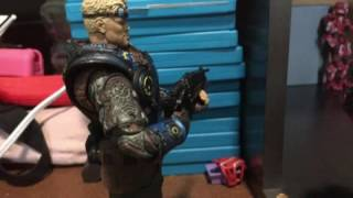 Halo Stopmotion #01 S2 :The power Problem