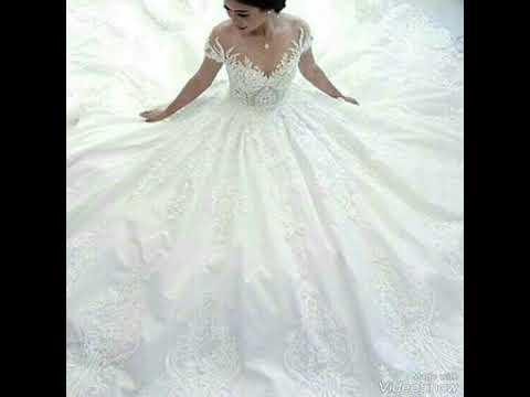 0dd18d8a3 Vestidos de novia estilo princesa - YouTube