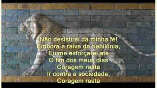 Rasta Courage - SOJA  (legendado)