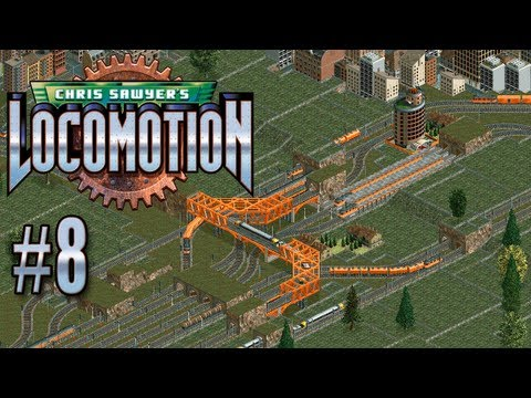Let's Play Chris Sawyer's Locomotion - Ep. 8: GIMMIE DAT BLACK GOLD |