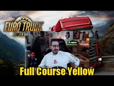 Playing Euro Truck 2 LIVE! Going to Italia!