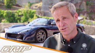 Leichtbaurakete aus Carbon |Dallara Stradale | GRIP