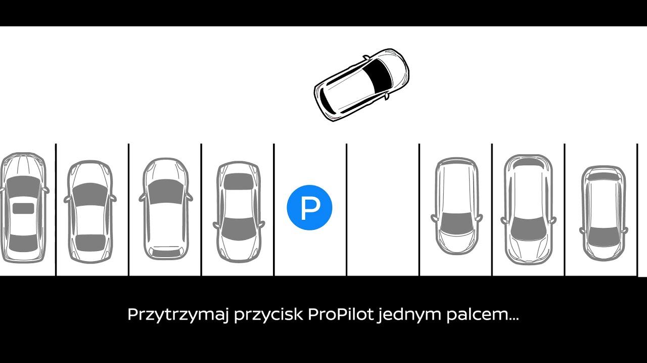 Nissan LEAF: z technologią ProPilot Park