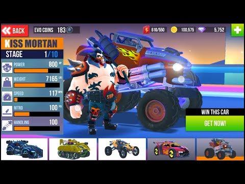 SUP multiplayer racing Halloween  UPDATE new vehicle new character