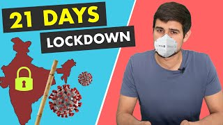 Coronavirus Lockdown in India | Analysis by Dhruv Rathee