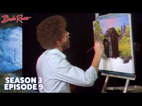 Bob Ross - The Old Mill (Season 3 Episode 9)