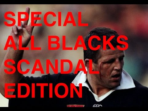 Another All Blacks Scandal
