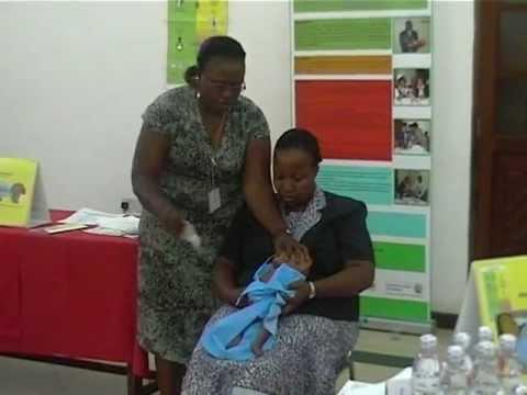 Helping Babies Breathe (HBB) Training for Nurse tutors held in Zanzibar, Tanzania 8-10 May 2012
