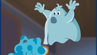 Мультик игра Подсказки Бульки: Ловить привидений (Blue Ghost Hunt)