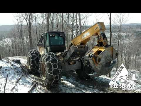 Thomson Tree Service & Excavation | Orford, NH