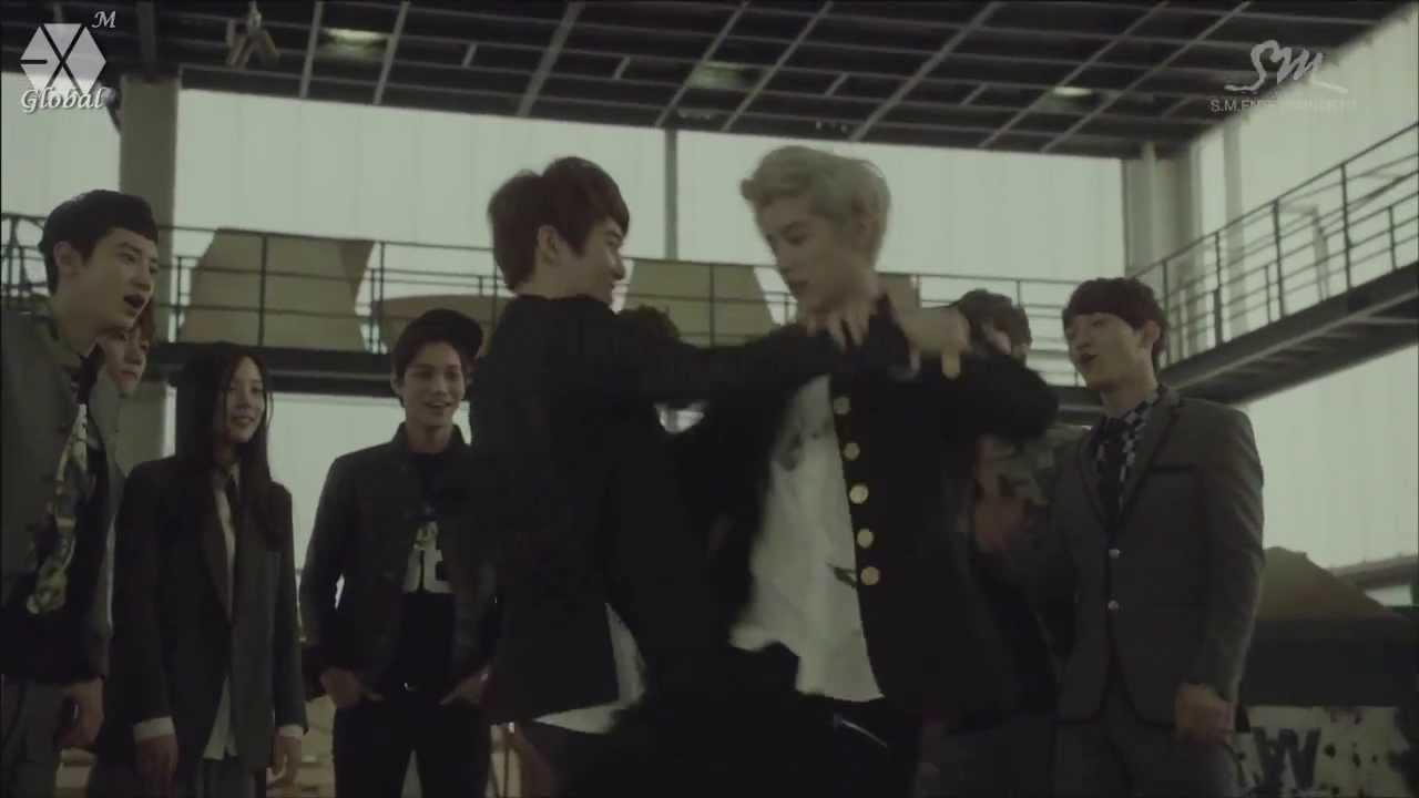[HD/FANVID] EXO Wolf Drama Version (MV produced by EXO-M ...  [HD/FANVID] EXO...