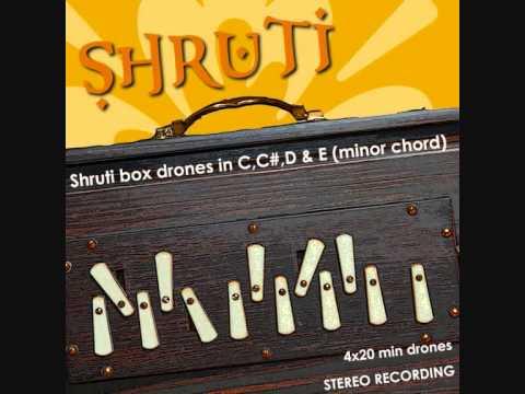 Shruti Box Meditation, Sound Healing, Relaxation drone in C