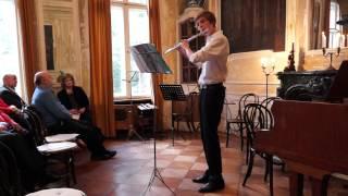 Ferroud,Troi pieces pour flute seule, Max