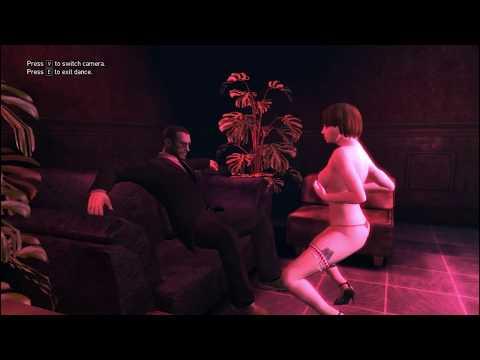 GTA 4-Strip Club Dance In Private Room(HD)