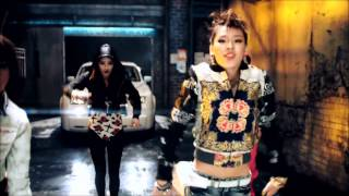 2NE1 Fire Mashup with Fire (Street Version)