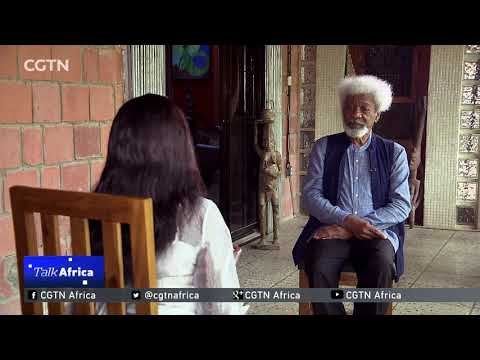 TALK AFRICA: A conversation with Wole Soyinka
